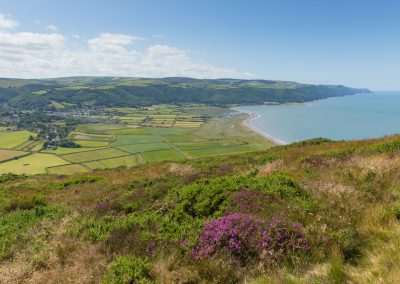 view out to porlock bay 1 400x284 - Gallery